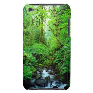古成長の森林の流れ Case-Mate iPod TOUCH ケース