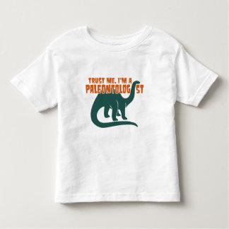 古生物学者 トドラーTシャツ