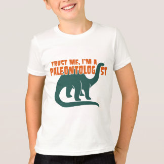 古生物学者 Tシャツ