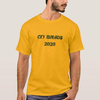 叫びのベビー2020年 Tシャツ