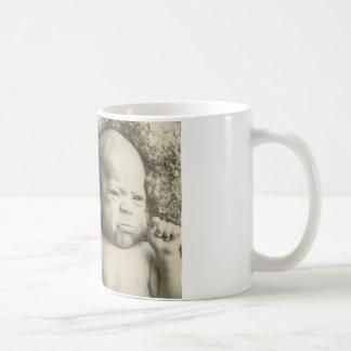 叫びのベビー コーヒーマグカップ