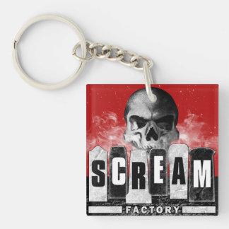 叫びの工場Keychain キーホルダー