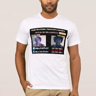叫び声Jah Stacey Tシャツ
