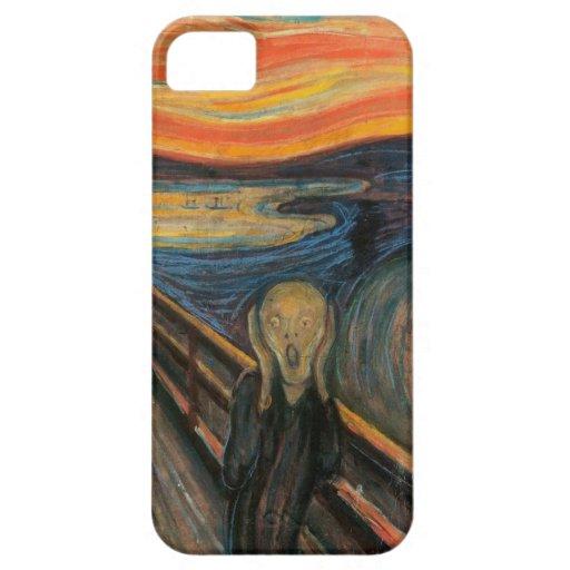 叫び iPhone 5 場合 iPhone 5 Case