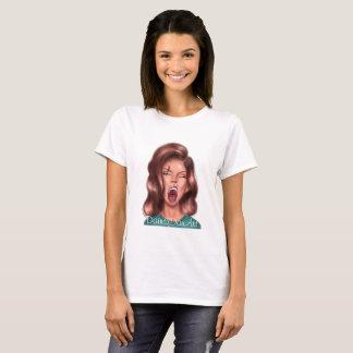 叫ぶemojiのTシャツ Tシャツ
