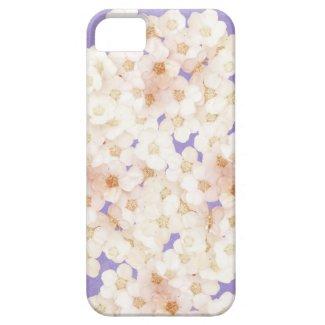 可憐な白い花 iPhone 5 ケース