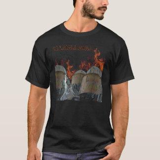 可燃性のほ乳類のTシャツ Tシャツ
