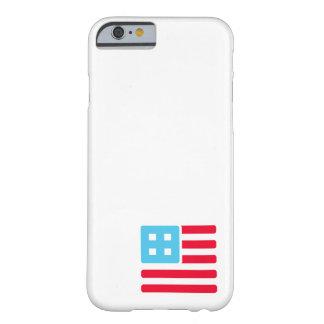 可算旗のコーナー BARELY THERE iPhone 6 ケース