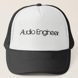 可聴周波エンジニアのトラック運転手の帽子 キャップ