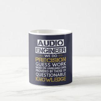 可聴周波エンジニア コーヒーマグカップ