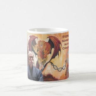 可聴周波キメラのクラシックのマグ コーヒーマグカップ