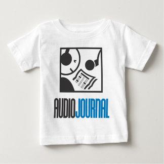 可聴周波ジャーナル服装 ベビーTシャツ