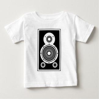 可聴周波スピーカー01 ベビーTシャツ