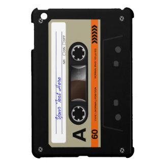 可聴周波レトロのカセットテープのiPad Miniケース iPad Miniカバー