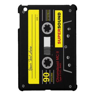 可聴周波レトロのカセットテープのiPad Miniケース iPad Mini Case