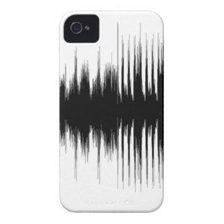 可聴周波聴覚の耳のヒアリング音楽ミュージカルRecording.pn Case-Mate iPhone 4 ケース