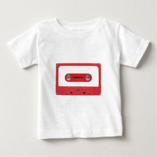 可聴周波音楽のための磁気録音テープカセット ベビーTシャツ