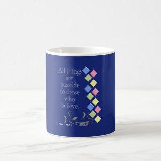 可能なすべての事 -- コーヒー・マグ コーヒーマグカップ