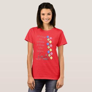 可能なすべての事 --- Tシャツ