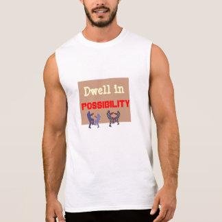可能性のドエル 袖なしシャツ