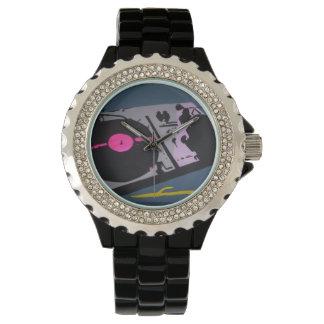 """""""台に置きます腕時計で"""" 腕時計"""