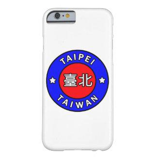 台北台湾の電話箱 BARELY THERE iPhone 6 ケース