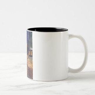台地のカフェ- Irisihのセッター3 ツートーンマグカップ