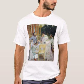 台地、1906年 Tシャツ