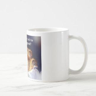 台形プレーリードッグは犬のミームを放ちました コーヒーマグカップ