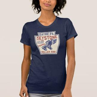 台形ローラーのリンク Tシャツ