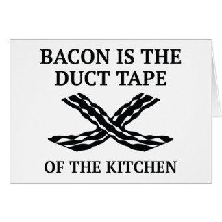 台所のガムテープ カード