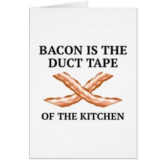 台所のガムテープ グリーティングカード