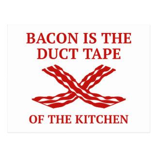 台所のガムテープ ポストカード