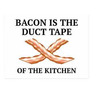 台所のガムテープ 葉書き