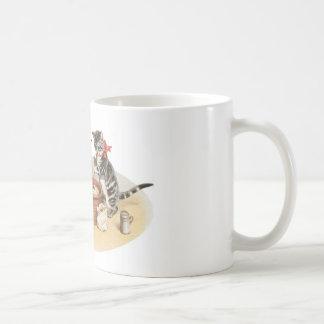 台所の猫ちゃん コーヒーマグカップ