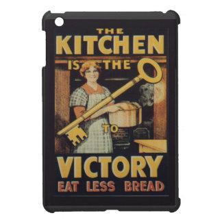 台所は勝利へ鍵です iPad MINI CASE