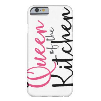 台所やっとそこにiPhone 6/6Sの例の女王 Barely There iPhone 6 ケース