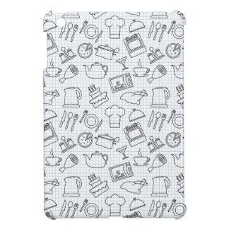 台所パターン4 iPad MINIケース