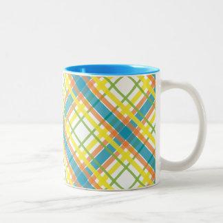 台所装飾 ツートーンマグカップ