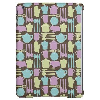 台所道具パターン2 iPad AIRケース