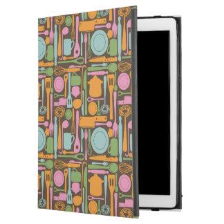 """台所道具パターン3 iPad PRO 12.9"""" ケース"""