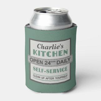 台所-名前をカスタムする-飲み物のクーラー 缶クーラー