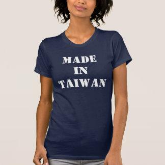台湾で作られる Tシャツ
