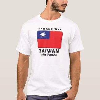 台湾の情熱 Tシャツ