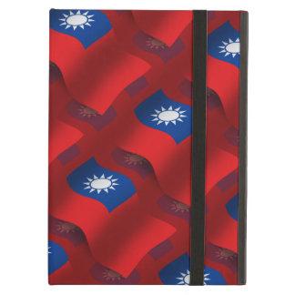 台湾の振る旗 iPad AIRケース