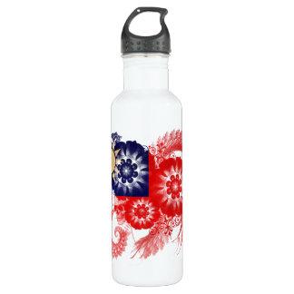 台湾の旗 ウォーターボトル