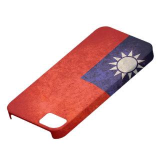 台湾の旗 iPhone SE/5/5s ケース