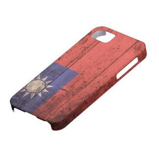 台湾の木の旗 iPhone SE/5/5s ケース