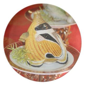 台湾の魚 プレート