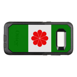 台湾独立運動のSamsungのオッターボックスの場合の旗 オッターボックスコミューターSamsung Galaxy S8 ケース